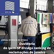 IPEM SP ouvidoria do Ipem Sp divulga ranking20022021