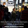 INSS amplia prova de vida digital23022021