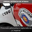 ATIBAIA Policia procurado e capturado jd imperial12022021