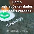 BRASIL como ajir apos ter dados pessoais vazados22022021