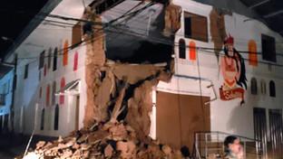 Quando a terra treme