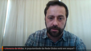 Poder hegemônico da Globo é mito, segundo Leonêncio Nossa, biografo de Roberto Marinho