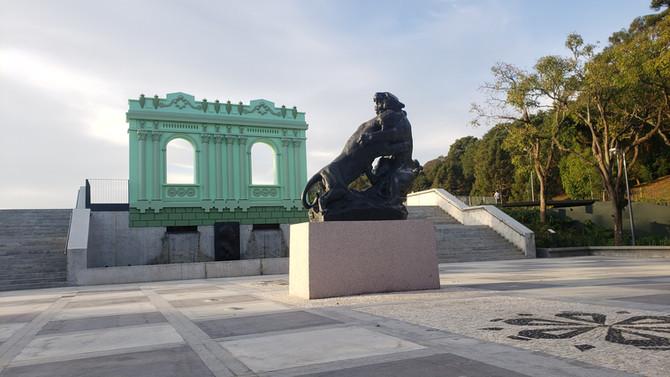 Maior jardim de esculturas do Brasil homenageia as obras de João Turin