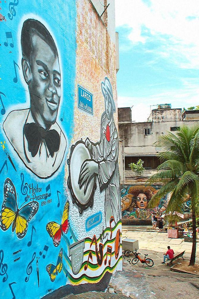 Edição 11: Revista F traz um pedaço da Pequena África brasileira
