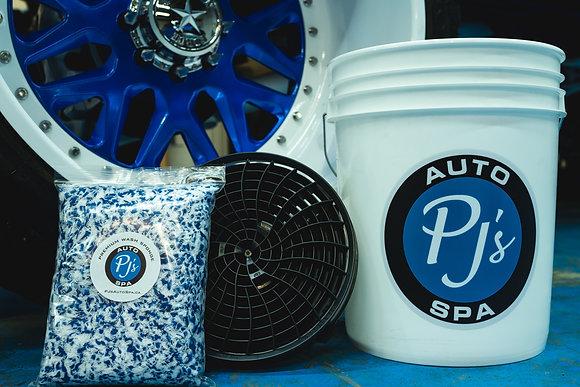 PJs Exterior Wash Combo