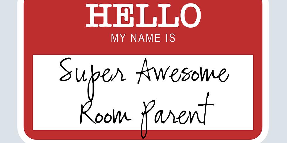 Room Parent Information Meeting