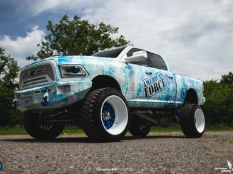 2016 Sema Show Truck