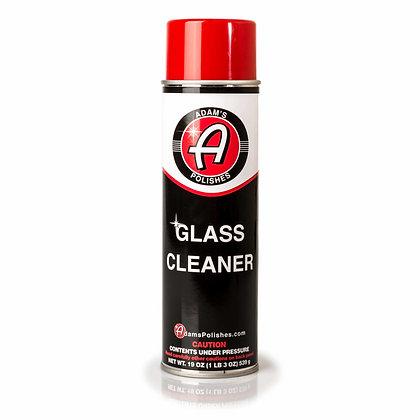 Adam's Aerosol Glass Cleaner 19oz