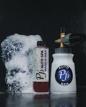 PJs Premium Foam Cannon
