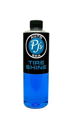 PJs Tire shine