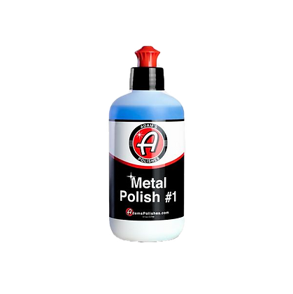 Adam's Metal Polish #1 (8oz)