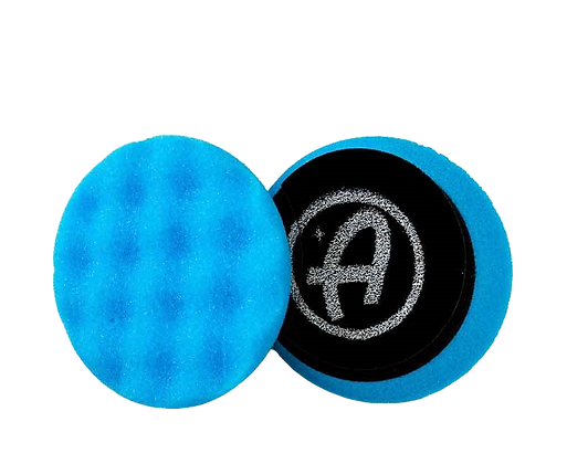 "Adam's 4"" Blue Polishing Pad (2 Pack)"