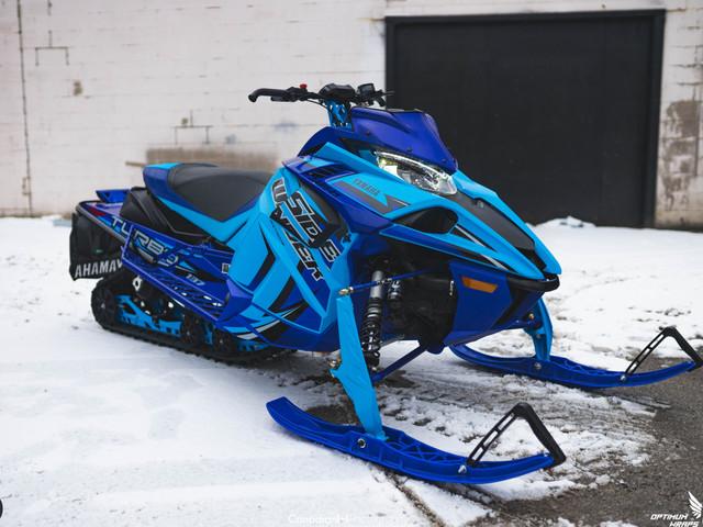 2020 Yamaha Sindwinder