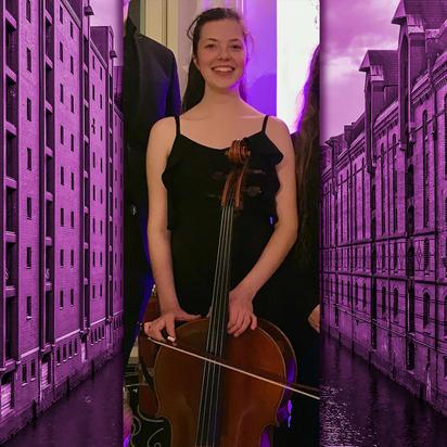 TANGO – Victoria Ohnimus am Cello und Andreas Fabienke am Klavier