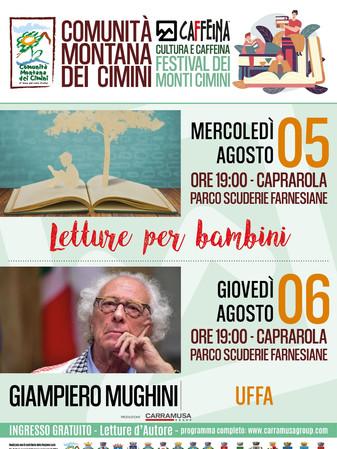Festival dei Cimini_Cultura e Caffeina