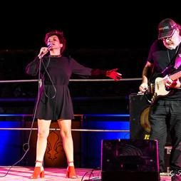 Pippo Matino e Silvia Barba