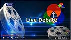 live debate.JPG