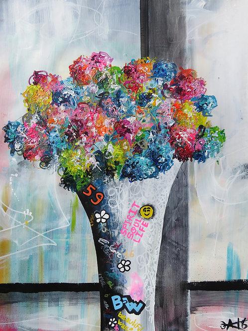 #5 Bouquet de couleurs impérissables