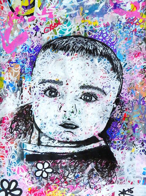Portrait H.T 2