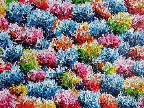 #9 Bouquet de couleurs imperissable