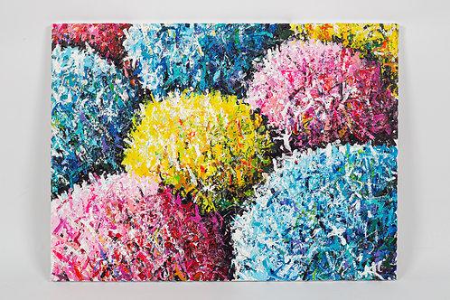 #13 Bouquet de couleurs impérissable