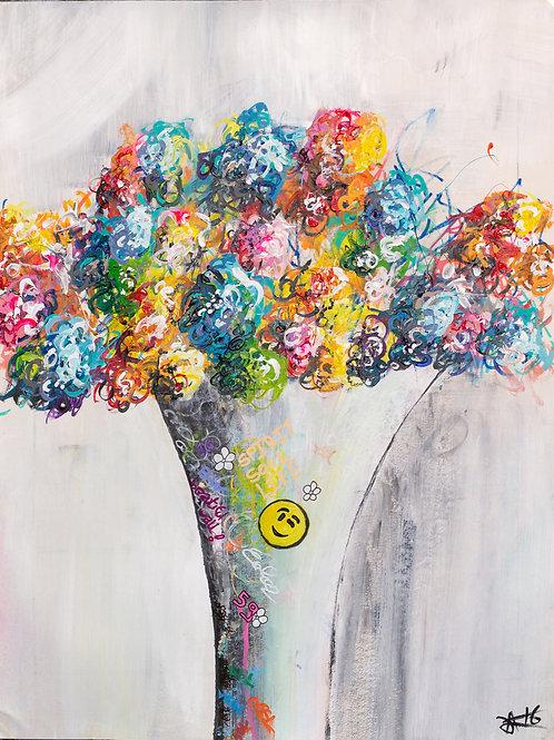 #3 Bouquet de couleurs impérissable