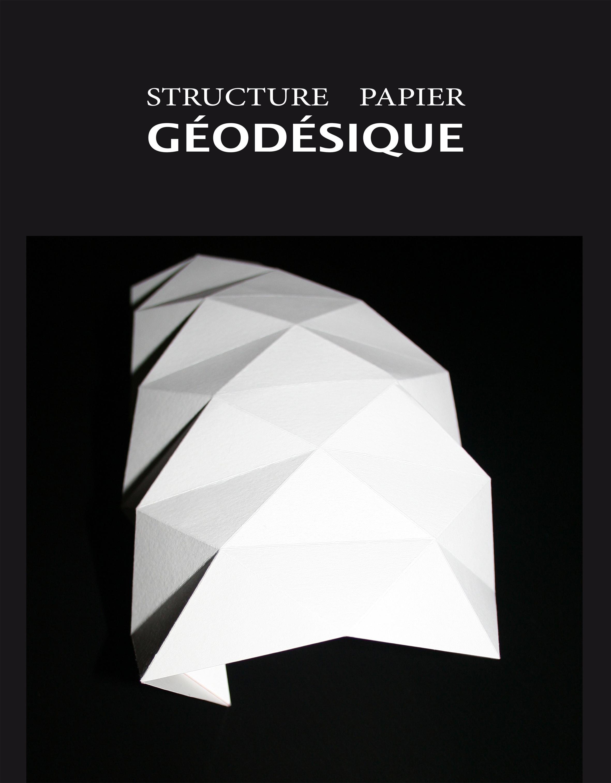 maquette géodésique