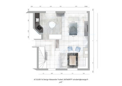 Plan d'aménagement rénovation