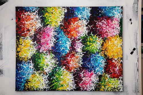 #10 Bouquet de couleurs impérissable