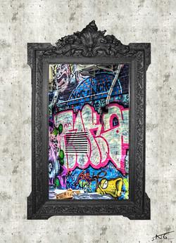 Chic & Choc 110 x 74 cm 800 €