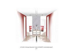 Conception design d'espace