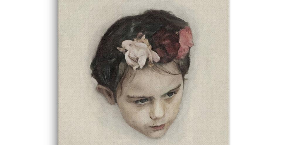Petals - 16x20 Canvas Print