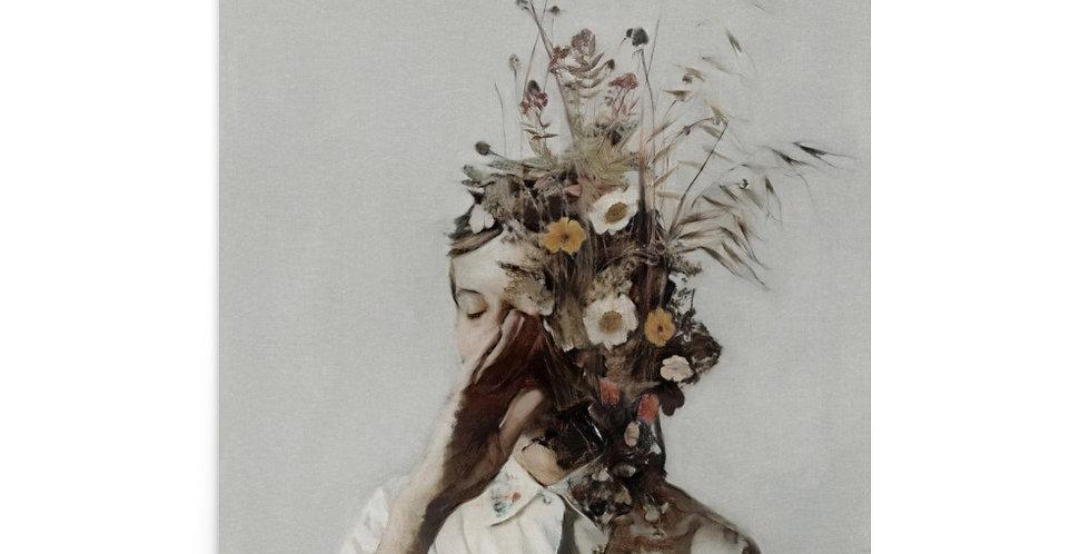 Lady Bird - 18x24 Matte Giclée Print