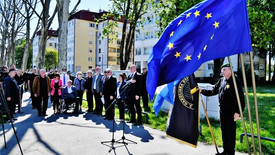 Dubrava dobila Ulicu 2. gardijske brigade Gromovi