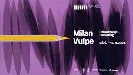 Milan Vulpe uskoro u Muzeju za umjetnost i obrt