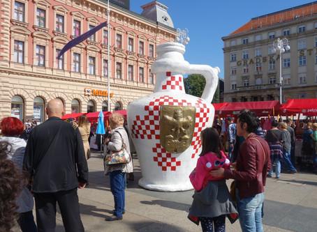 Hrvatske tržnice na Trgu