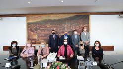 Predstavnici Bošnjaka kod gradonačelnika
