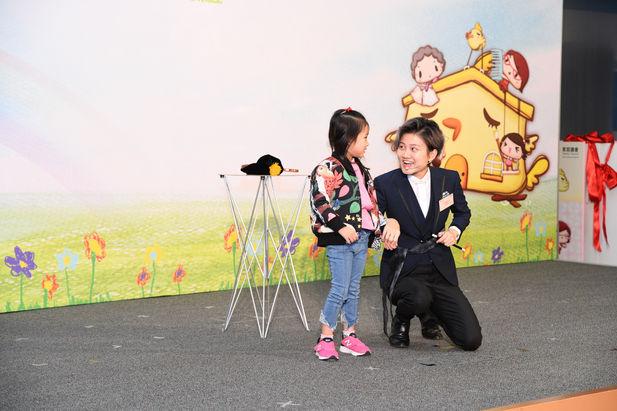 魔術表演香港