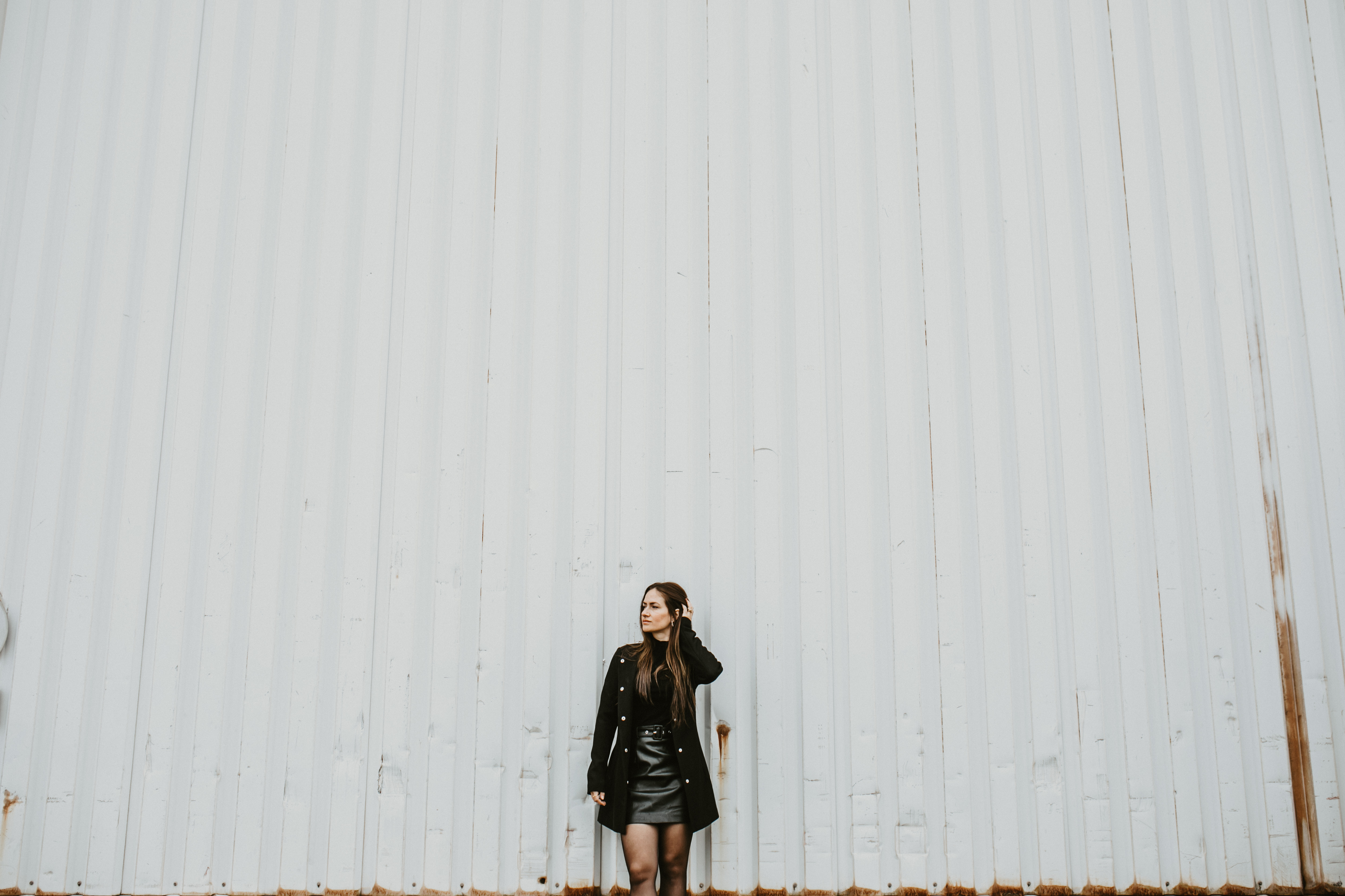 Industrial-Chic Session