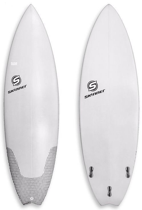 "The Rain Maker EPS Swallow 5'9.5 x 20 x 2 3/8"" 30.03 Liters"