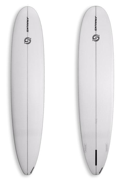 SKINNER SURFBOARDS 9'0 X 22 5/8 X 2 3/4 PERFORMANCE LONGBOARD 65.24 LITERS
