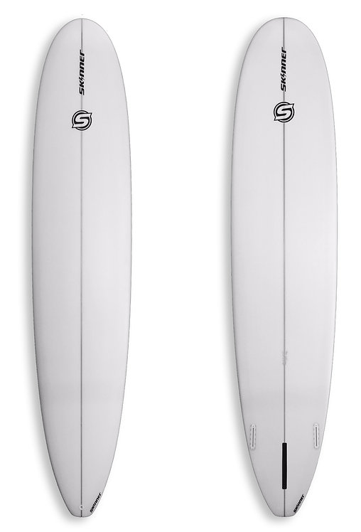 SKINNER SURFBOARDS 9'0 X 22 5/8 X 2 3/4 PERFORMANCE LONGBOARD 65.24 LITERS