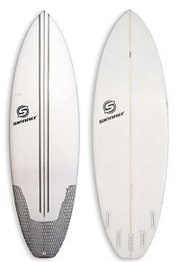 Skinner Surfboards Mullet Run Surfboard