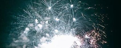 NYE Fireworks Show