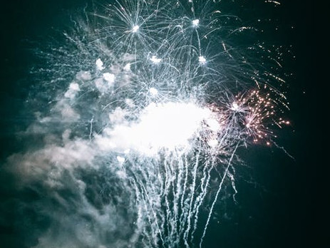 How Do You (or would you) Celebrate New Year's? - A Romance Writer's Weekly Post