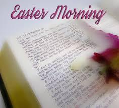 Easter Morning 2020...