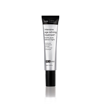 Intensive Age Refining Treatment® 0.5% pure retinol night net wt 1 oz