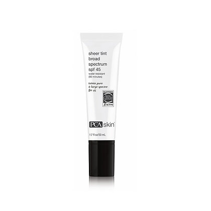 Sheer Tint Broad Spectrum SPF45 1.7 oz.