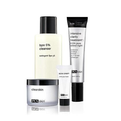 The Acne Control Regimen 60-day usage set