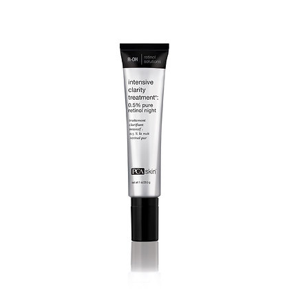 Intensive Clarity Treatment® 0.5% pure retinol night 1 oz